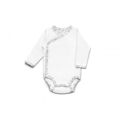 Body Kimono - Blanc
