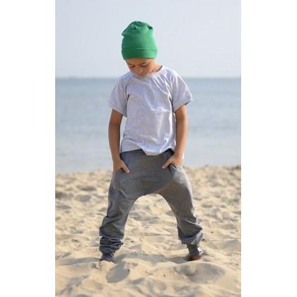 Pantalon Basique - Gris