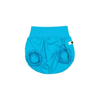 Culotte bloomer - Turquoise