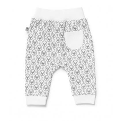 Pantalons sans pieds pour garçon - Imprimé