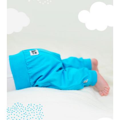Pantalon Nouveau-né - Turquoise