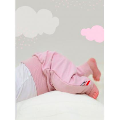 Pantalon Nouveau-né - Rose Poudré